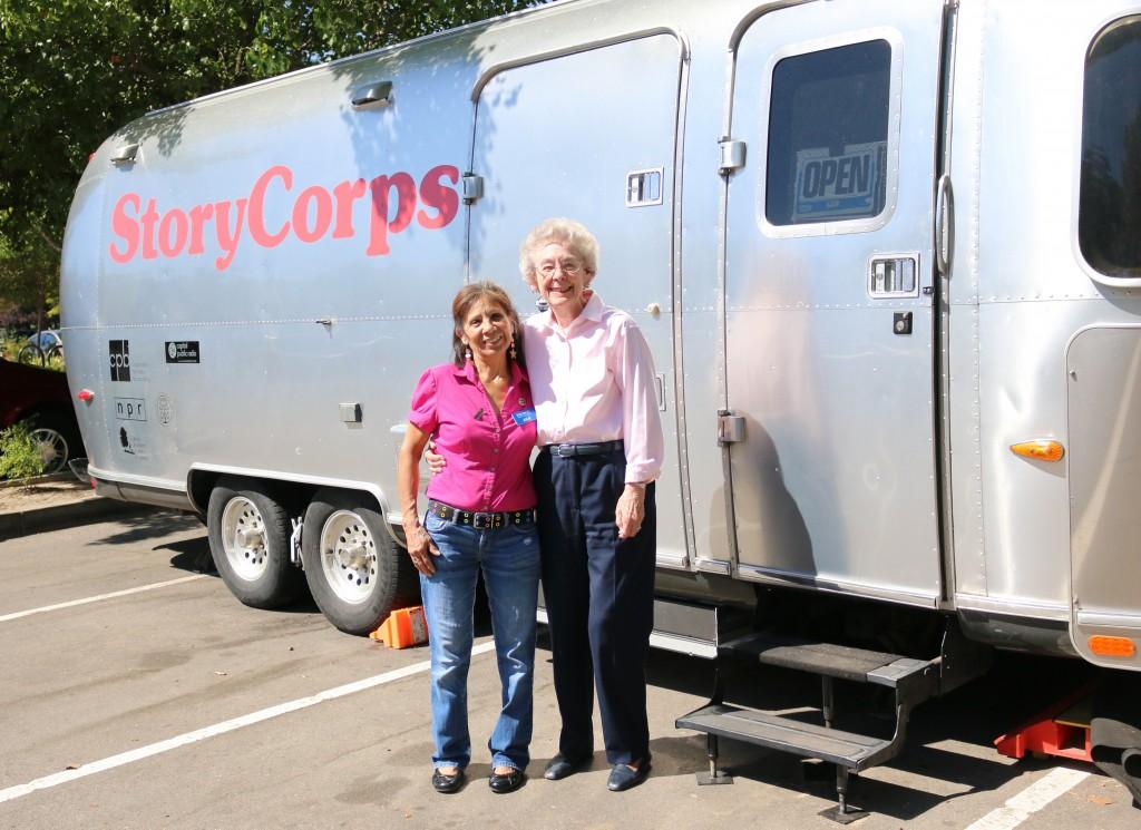 StoryCorps Records Eskaton