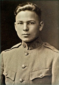 Frank Buckles, WWI
