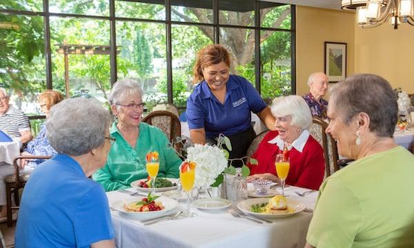 Are senior living communities expensive in Sacramento CA?