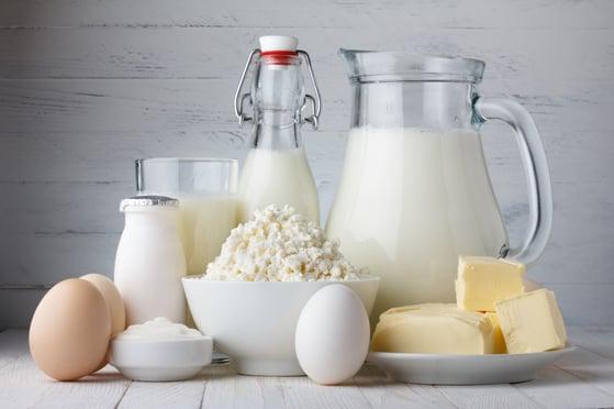 Eskaton Eggs and Dairy