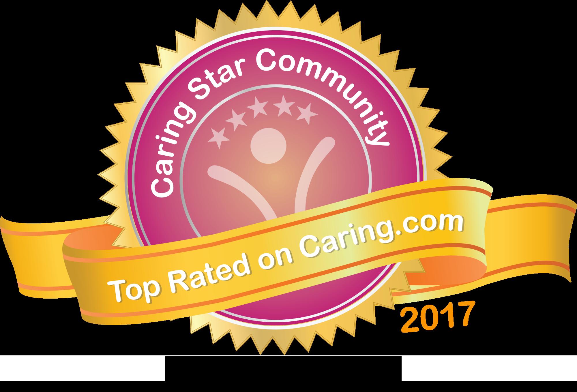 2017 Caring Star California Eskaton