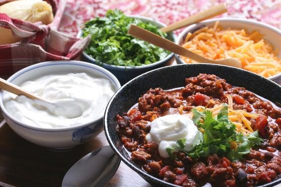 Eskaton Chili Cook Off 2017 in Orangevale CA