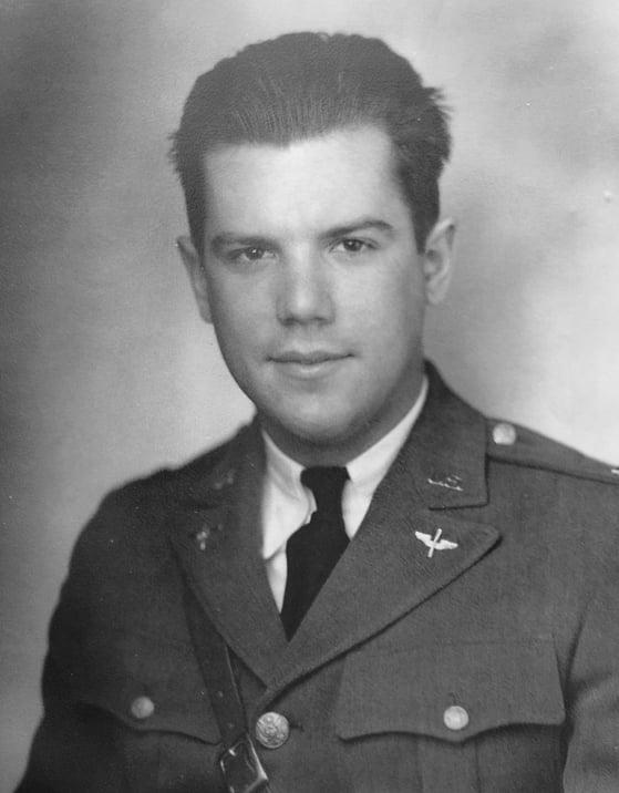 Chuck Naegli ROTC Georgia Tech 1940s