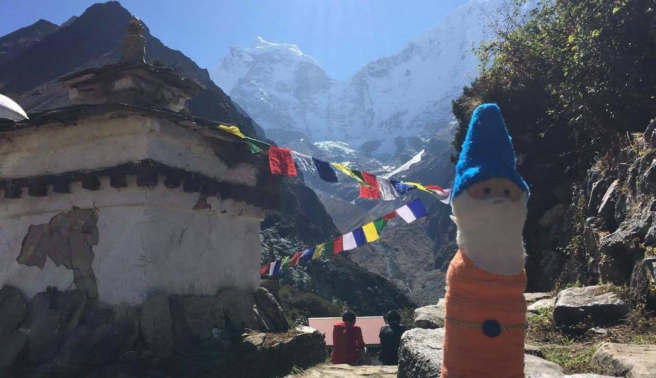 Gnome Mount Everest