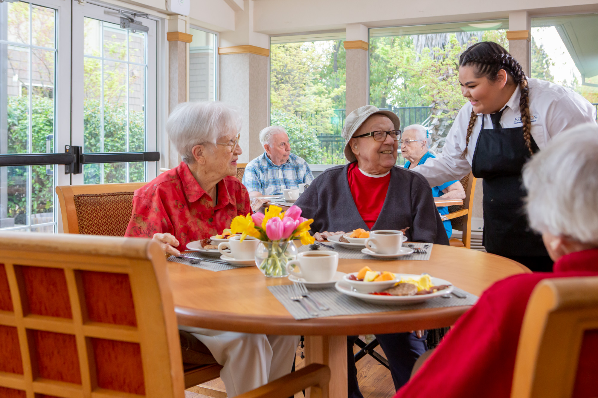 What is the difference between independent living and assisted living? | Eskaton