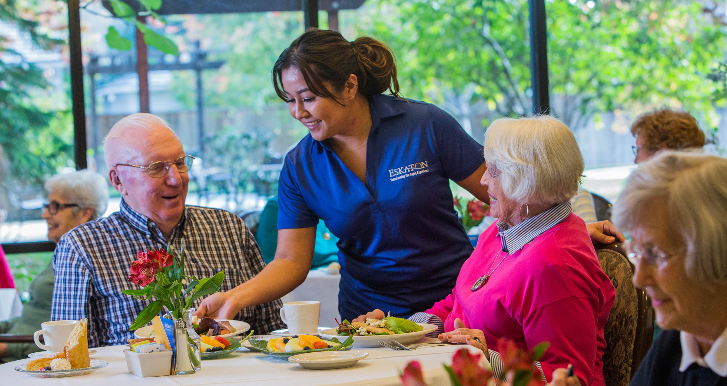 Can I Afford to Move Into a Senior Living Community? | Eskaton