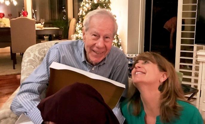 Darlene and Dad