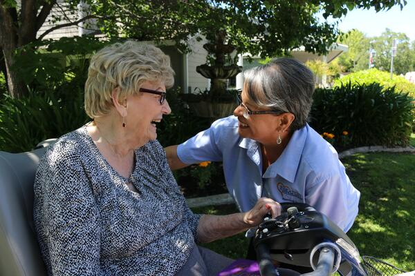 Top 3 Questions to Ask About the Level of Care at Any Assisted Living Community You are Considering