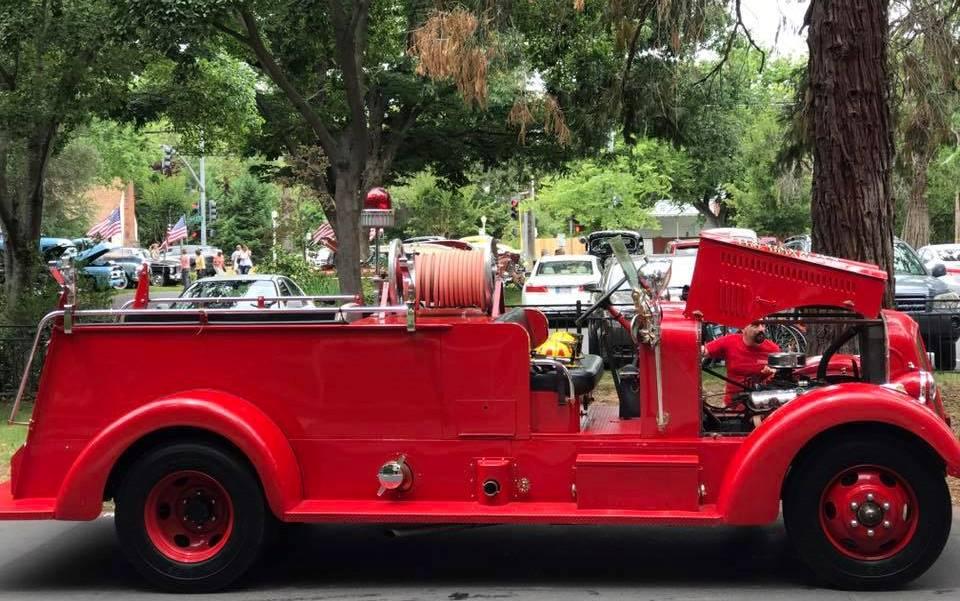 Sacramento Fire Engine Station 12
