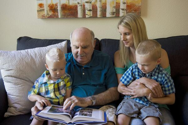 How to Determine if it is Time for Your Parents to Move into Assisted Living