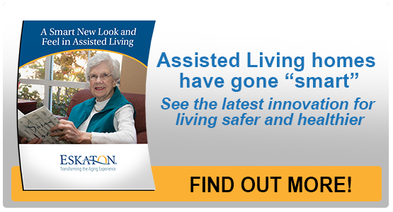 A Smart New Look & Feel in Assisted Living]