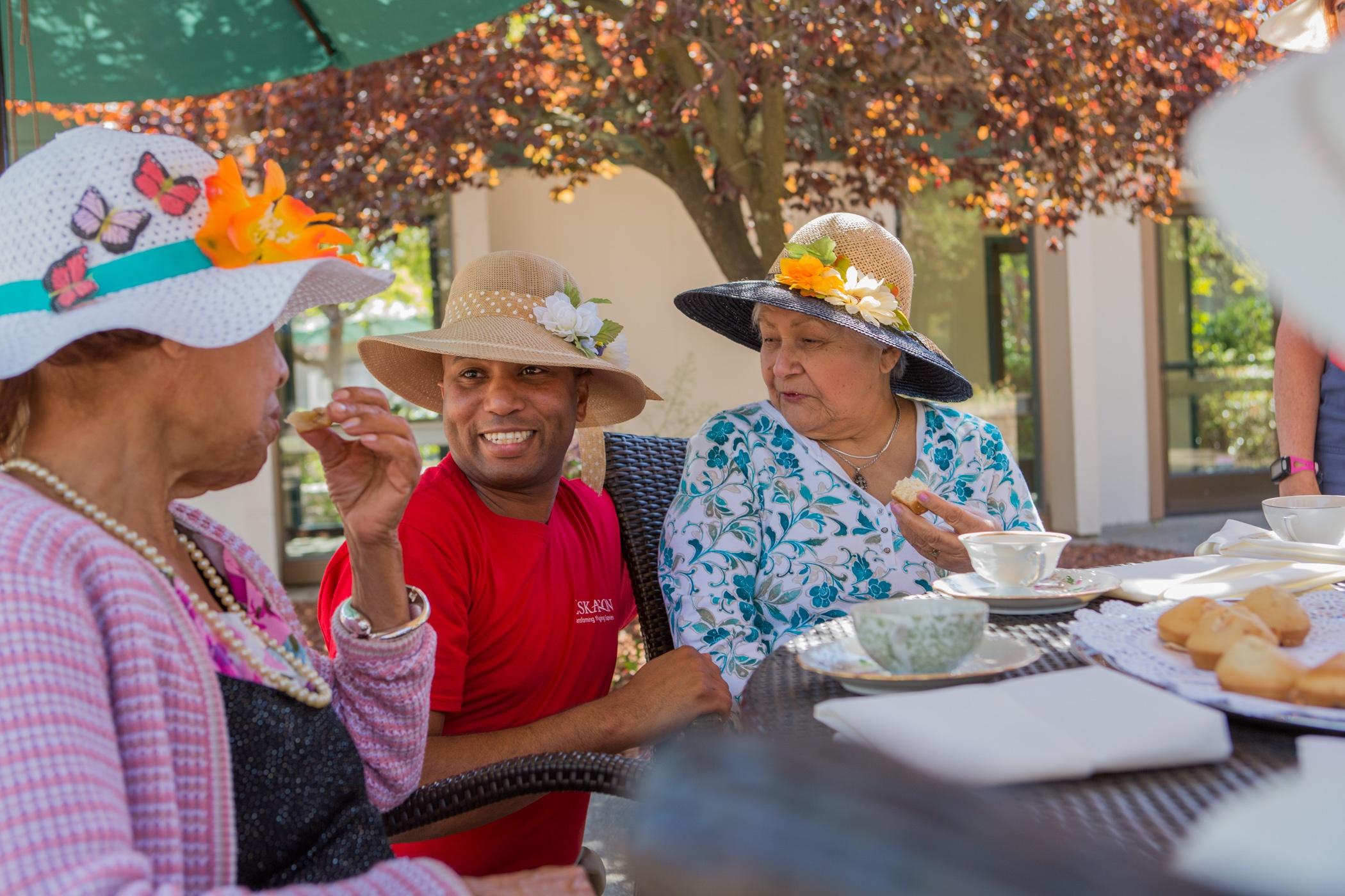 Where To Meet Seniors In Philadelphia No Charge